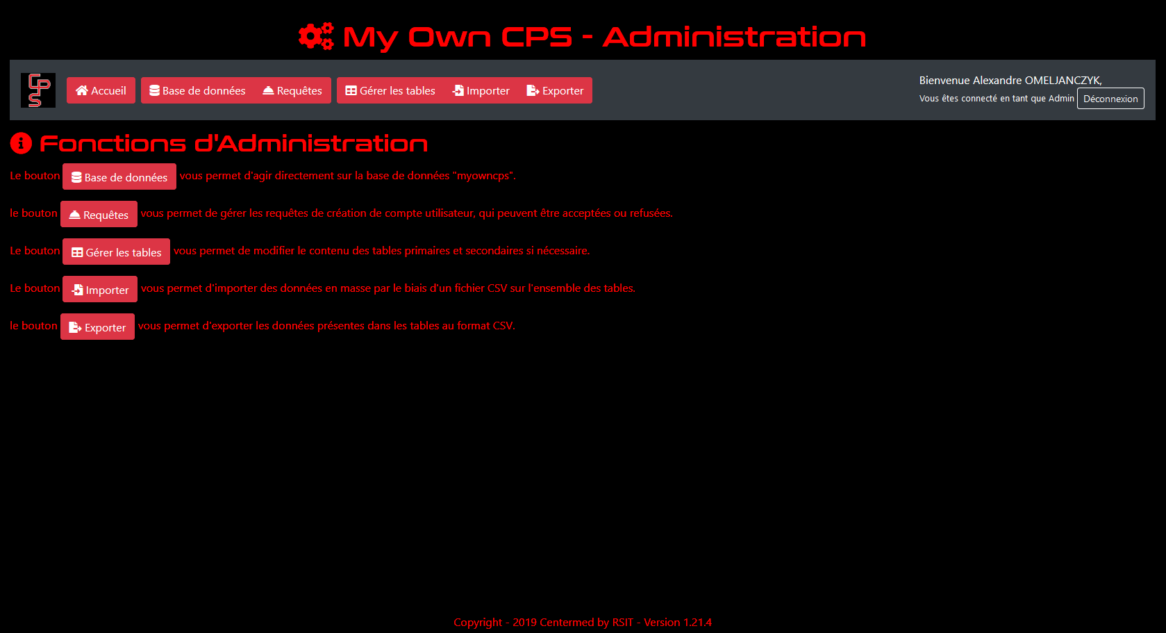My Own CPS #4