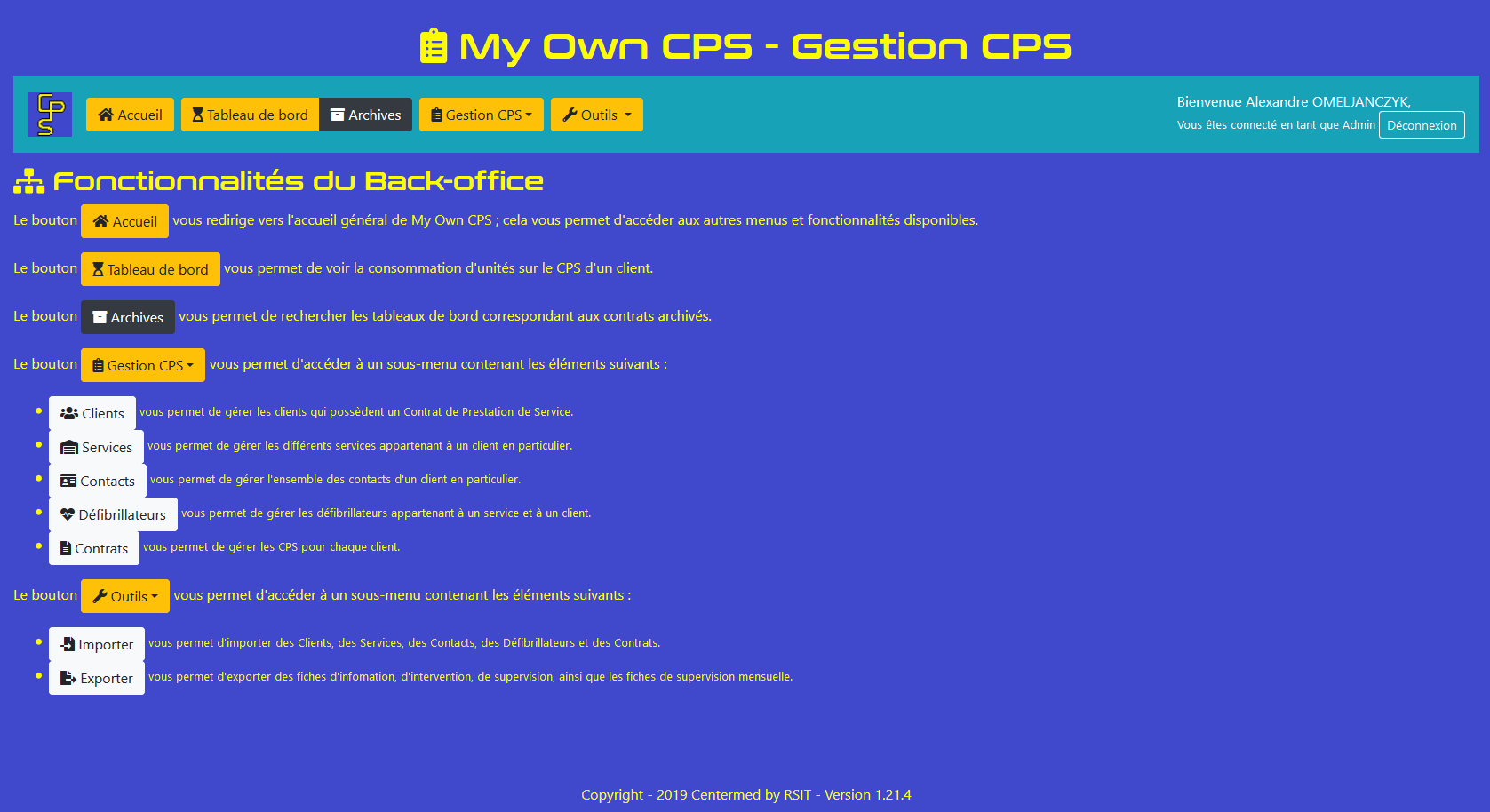 My Own CPS #5