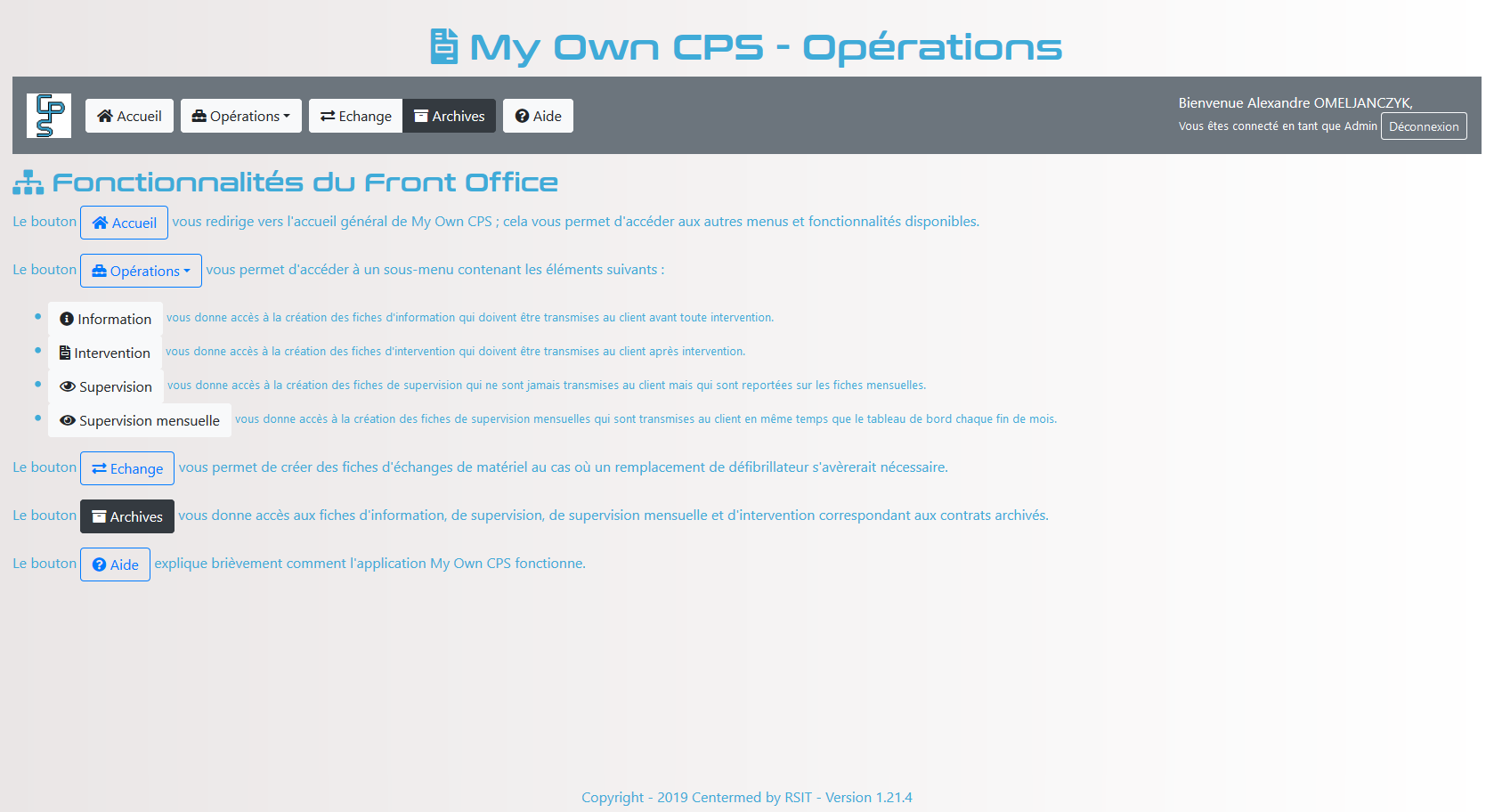 My Own CPS #6
