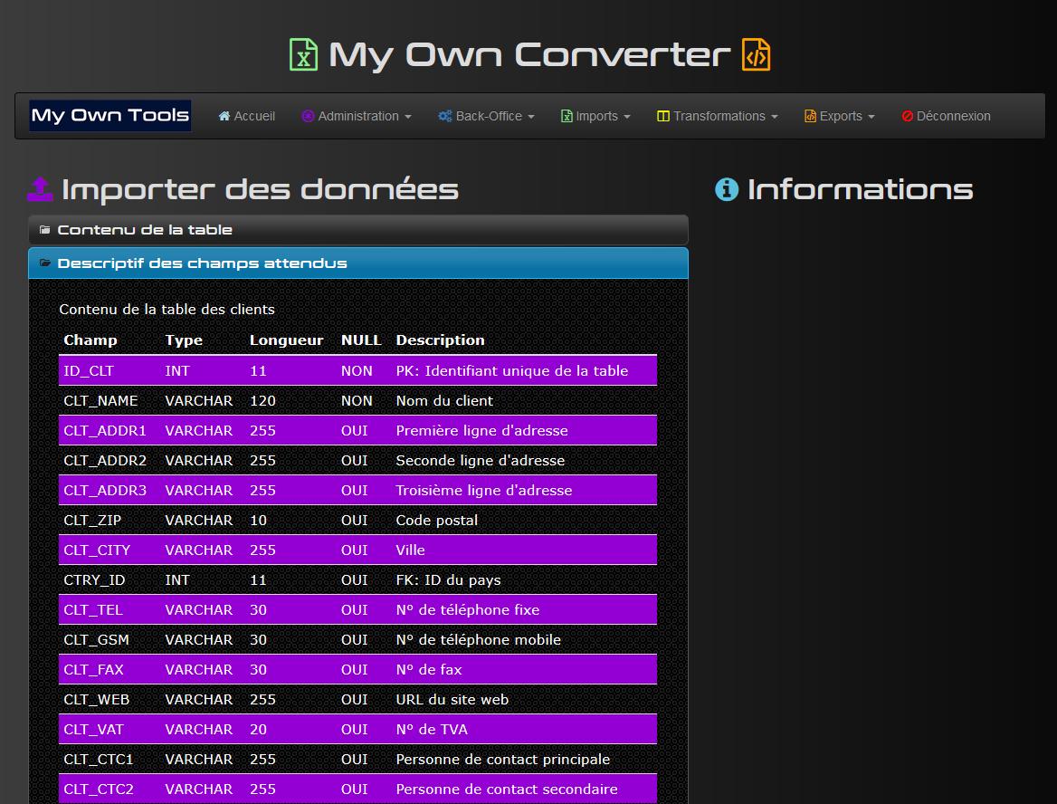 My Own Converter #3